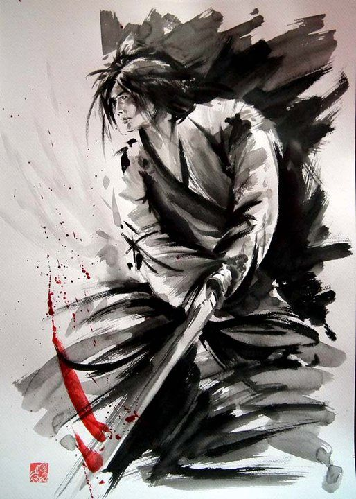 Самурай и дзен будизъм